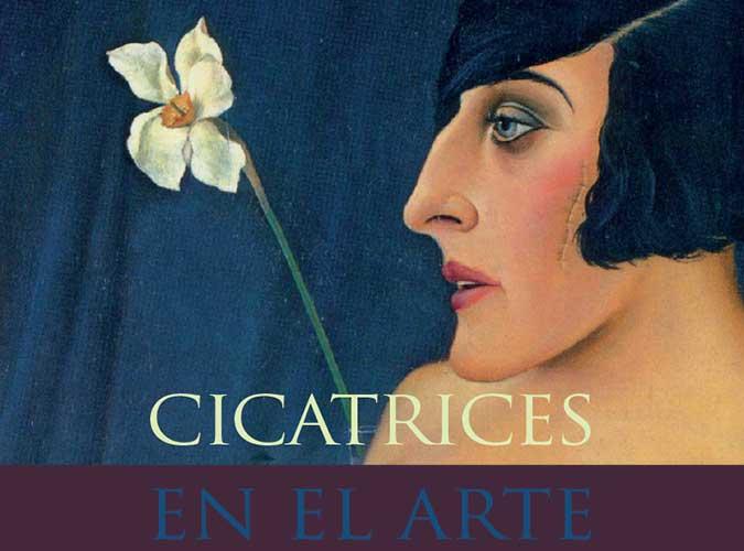 Cicatrices en el Arte, mi último libro