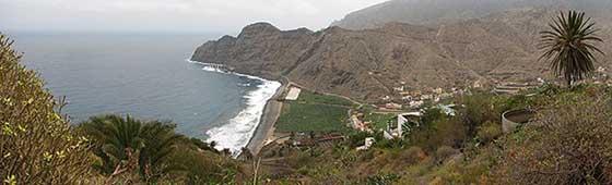 Hermigua. La Gomera. Autor. Don mod Wikipedia
