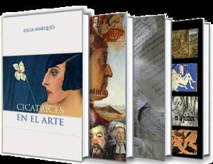 Olga Marqués Serrano. Autora 'Cicatrices en el Arte' y 'La Piel, Antología poética'